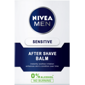 nivea men after shave balm sensitive p