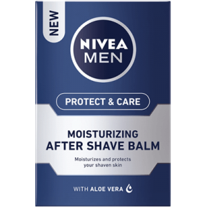 nivea men after shave balm protect care p