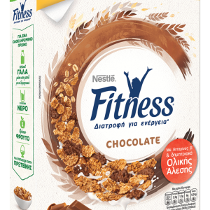 fitness chocolate 375gr product pack