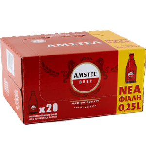 amstel party pack p