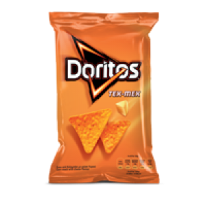 3D doritos tex mex
