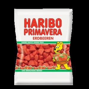 haribo strawberry p