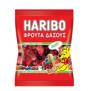 haribo red fruits p
