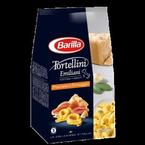 barilla tortelini ham cheese 250