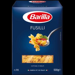 barilla fusilli new