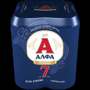alfa strong p