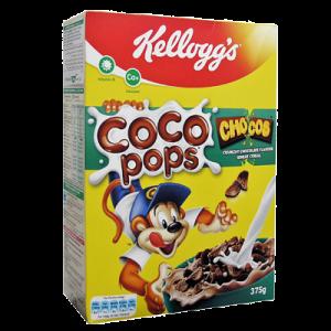 kelloggs coco pops chocos 375gr p