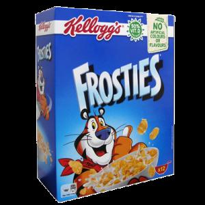 kelloggs frosties 375g p