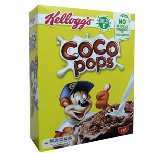 kelloggs coco pops 375gr p