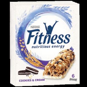 nestle fitness bars 6tmx cookies cream p