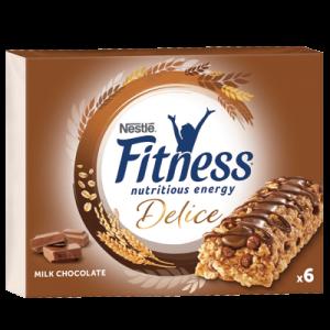 nestle fitness bars delice milk choc p