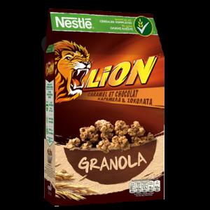 lion granola 420gr p