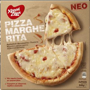 pizza margarita p