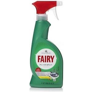 fairy power spray 375ml energo katharistiko spray