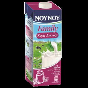 nounou family lactose free 1lt