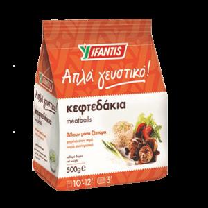 keftedakia ifantis