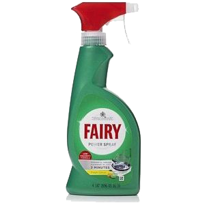 fairy power spray 375ml energo katharistiko spray