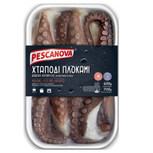 xtapodi PESCANOVA plokami 600gr