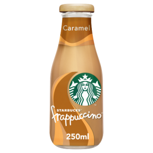 25948 SBUX ECOMM FRAPP GLASS CARAMEL 250ML AUG20 OPTIMISED 3000x3000px removebg preview