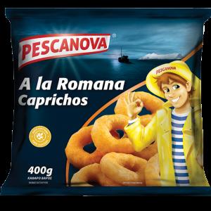 Caprichos PESCANOVA al Romana xwris glutenh 400gr