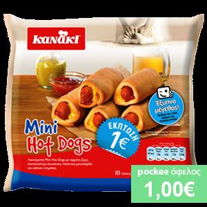 pockee kanaki mini hot dogs