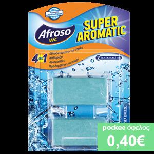 pockee afroso block aromatic