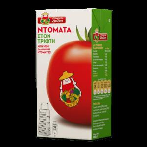 Ντομάτα στον τρίφτη ΜΠΑΡΜΠΑ ΣΤΑΘΗΣ 500gr - με Pockee cashback 0,20 x2